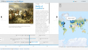 1740s TimeMapper Battle of Lauffeid